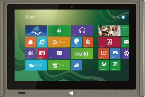 Kupa X15: nuova gamma di tablet convertibili Windows 8