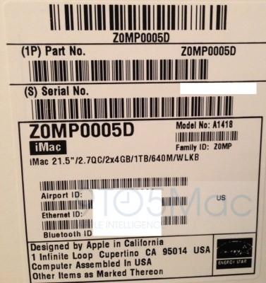 """Apple nuovo iMac: i modelli """"Made in USA"""" sono fatti in California"""