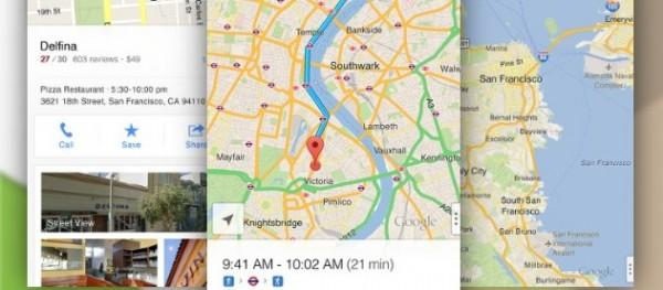 Walt Mossberg elogia la nuova app di Google Maps per iOS