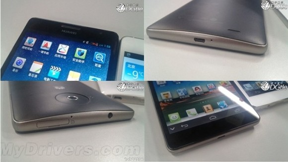 Huawei Ascend Mate si mostra in nuove foto