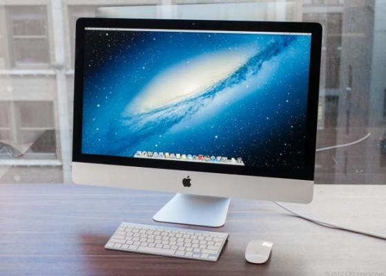 I nuovi iMac da 27 pollici non si possono appendere al muro