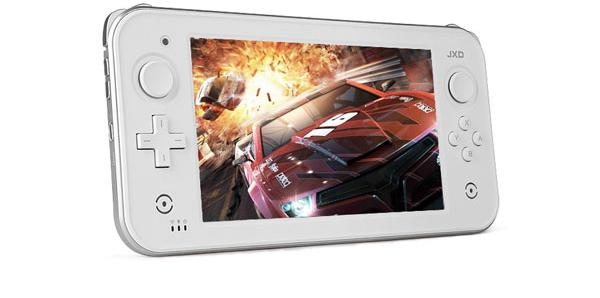 JXD S7300 SMART Console: il nuovo gaming tablet arriva a Gennaio