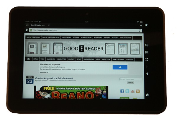 Amazon Kindle Fire HD 8.9: pregi e difetti del nuovo tablet Android