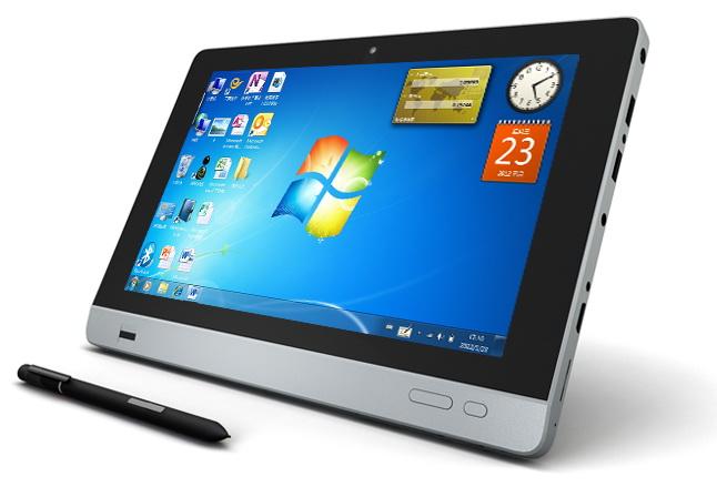Kupa X12: nuovo tablet Windows 7 destinato al mercato professionale