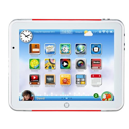 SuperPaquito: nuovo tablet dedicato ai bambini