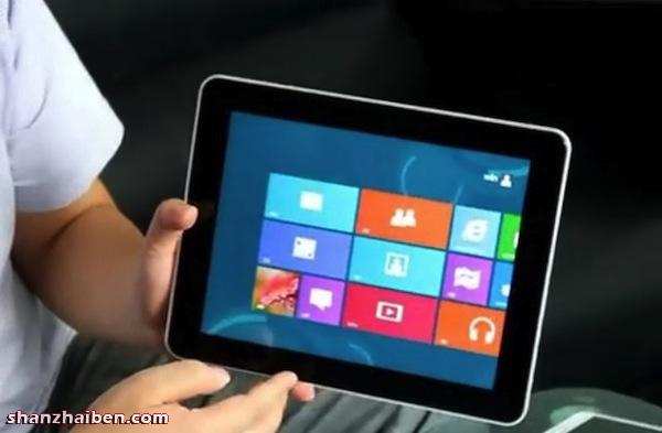 F888 è il nuovo tablet con dual boot Windows 8 e Android