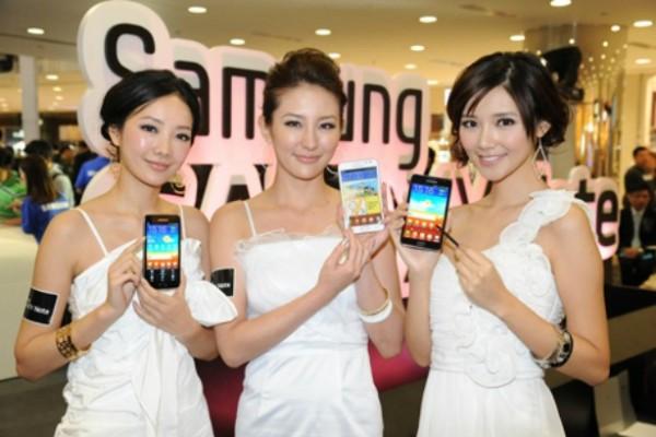 Samsung Galaxy Note 3 potrebbe avere un display da 7 pollici