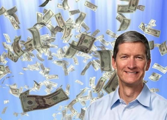 Tim Cook soddisfatto dei risultati finanziari di Apple del Q4 2012