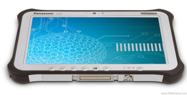 "CES 2013: Panasonic presenta i suoi nuovi tablet ToughPad di tipo ""rugged"""