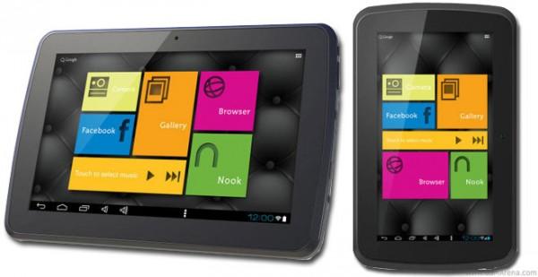 CES 2013: Polaroid annuncia due nuovi tablet Android