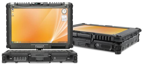"Getac V100 e V200: nuovi tablet ""rugged"" basati su Intel Ivy Bridge"