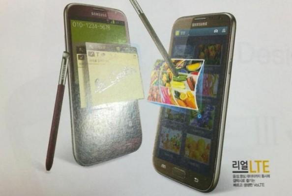 Samsung Galaxy Note 2: due nuove colorazioni Ruby Wine e Amber Brown