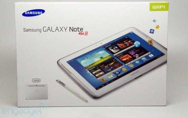 Samsung conferma l'esistenza del Galaxy Note 8.0