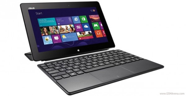 CES 2013: ASUS presenta la keyboard cover per il VivoTab Smart Tablet