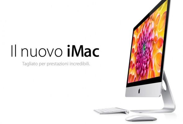 Apple iMac da 27 pollici: la disponibilità migliorerà a Febbraio