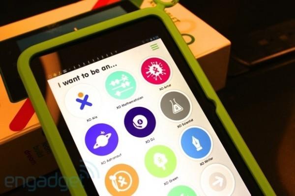 OLPC XO Tablet: nuovo tablet Android per i più piccoli