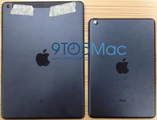 Apple iPad 5: prime immagini della scocca posteriore