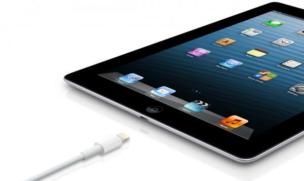 Apple iPad 4 con 128 GB di memoria ufficiale, disponibile dal 5 febbraio