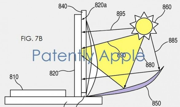 """Apple: nuovo brevetto su Macbook con """"retroilluminazione solare"""""""