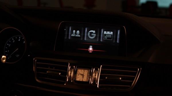 Siri Eyes-Free nell'ultima Classe E della Mercedes