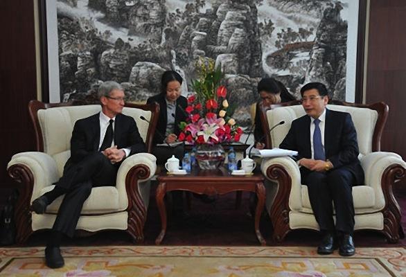 Tim Cook considera la Cina il mercato più importante per Apple