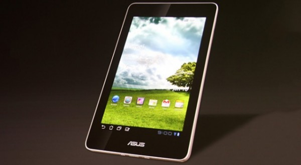 ASUS Fonepad 7: nuovo tablet Android basato su chipset Intel Atom
