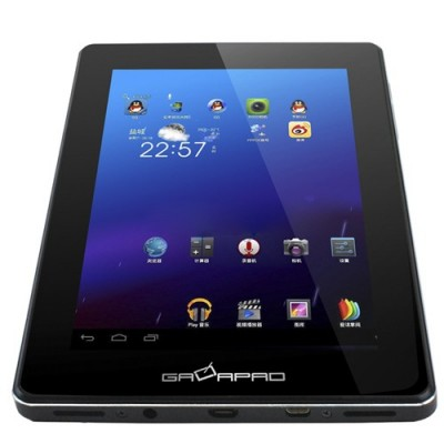 Gainward GalaPad 7: tablet simile al Nexus 7 proposto a 215 dollari