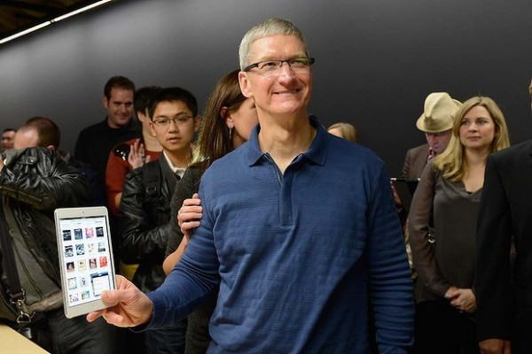 Tim Cook parla dell'iPad Mini e dei prodotti futuri