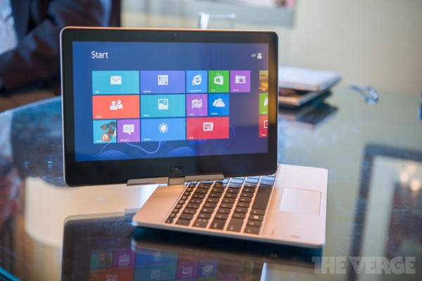 HP EliteBook Revolve: nuovo PC notebook convertibile in tablet