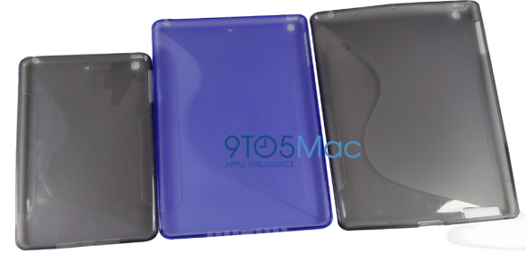 Apple iPad 5: prime immagini della cover svelano design simile all'iPad Mini
