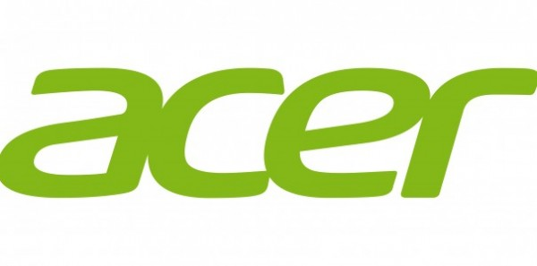 Acer al lavoro su un nuovo tablet PC con stilo touch