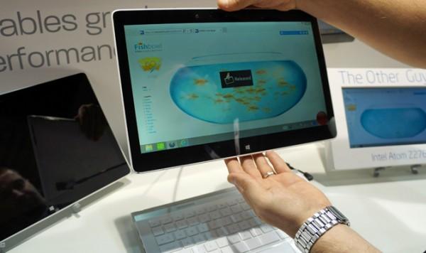 AMD Compal al MWC 2013: nuovo tablet ibrido con Windows 8