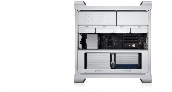 Apple Mac Pro: nuovo modello possibile con unità SSD fino a 8 TB