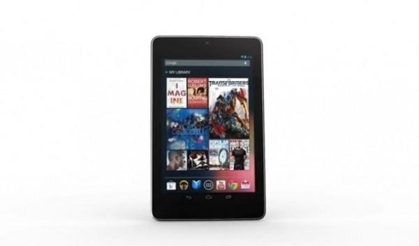 MWC 2013: Google Nexus 7 è il miglior tablet del 2012