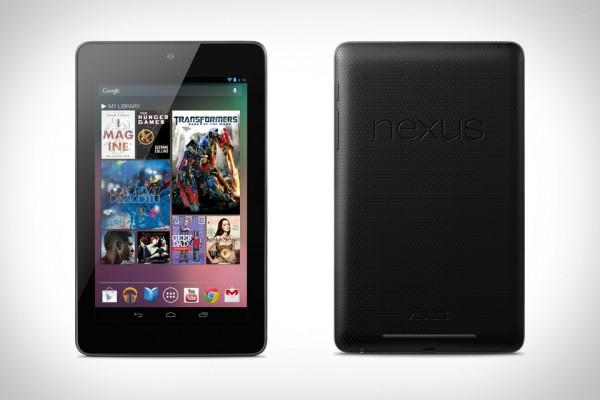 Google Nexus 7: possibile una nuova versione con schermo FullHD