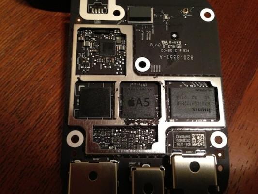 Apple TV di terza generazione non ha il chipset Apple A5X