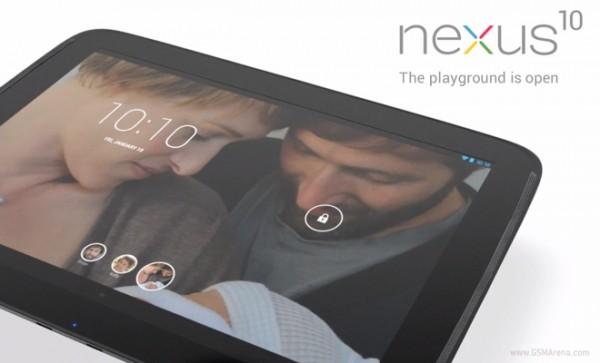 Google Nexus 10: nuovo video pubblicitario