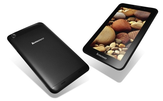 Lenovo IdeaTab A1000, A3000 e S6000: nuovi tablet Android Jelly Bean
