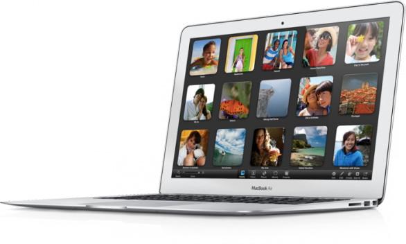 MacBook Air Retina: possibile l'uscita nel terzo trimestre del 2013