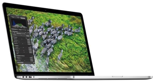 Macbook Pro Retina: tante novità hardware per i modelli 2013