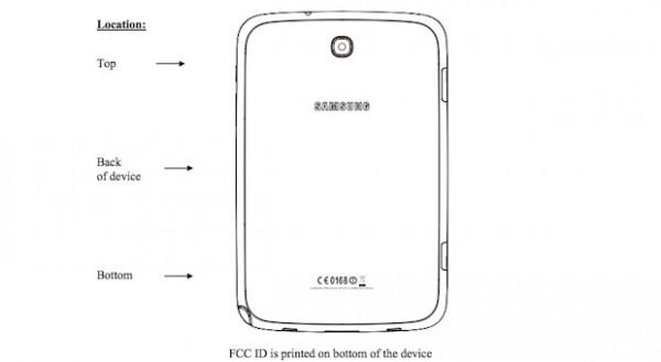 Samsung Galaxy Note 8.0: certificato il modello 3G
