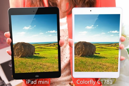 Chuwi V88 e Colorfly CT781: nuovi tablet concorrenti dell'iPad Mini