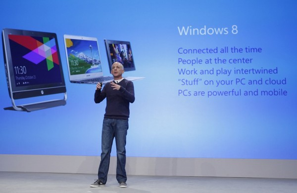Windows 8: in arrivo nuovi tablet da 7 e 8 pollici