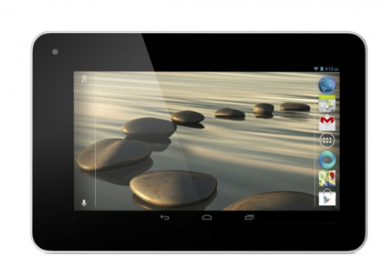 Acer Iconia B1: dettagli sull'hardware del nuovo tablet Android low cost