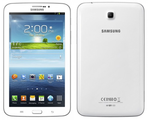 Samsung Galaxy Tab 3 7.0 ha al suo interno il chipset Marvell PXA986 dual core