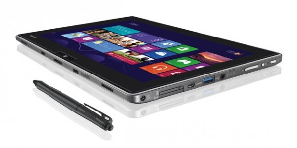 Toshiba WT310: nuovo tablet Windows 8 da 11.6 pollici dedicato ai professionisti