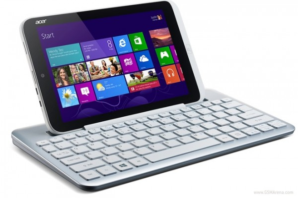 Computex 2013: Acer Iconia W3 è il nuovo tablet Windows 8 con display da 8 pollici