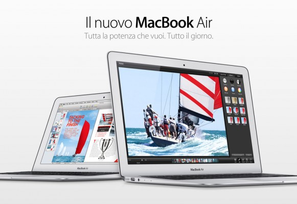 Il nuovo Macbook Air ha problemi con la connettività Wifi