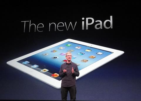 iPad Maxi potrebbe avere un dispaly touch da 13 pollici