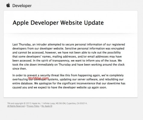 apple-developer-outage-explanation